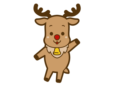 Guide reindeer to guide