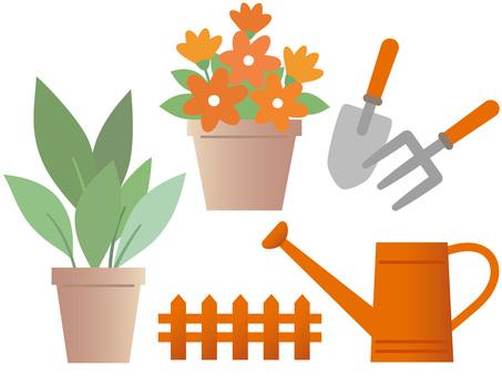 60717. Garden equipment 2
