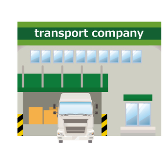Building transportation company and truck