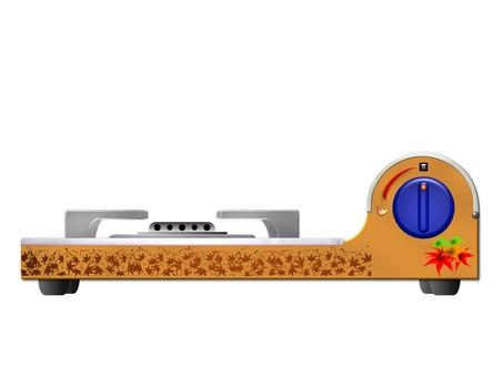 Desktop stove 01