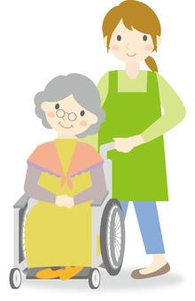 Seniors and women