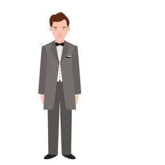 Male tuxedo 3