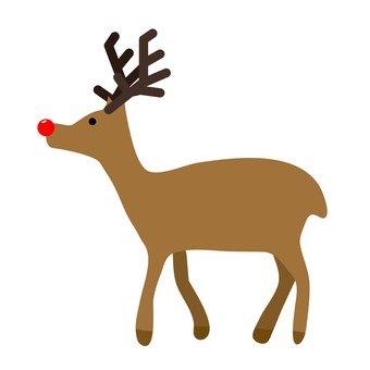 Xmas - reindeer