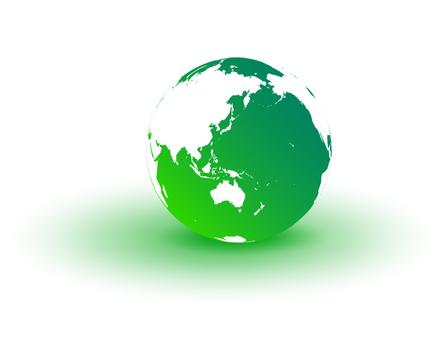 Earth green