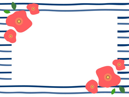 Flowers and borders