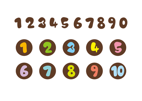 Number set 3