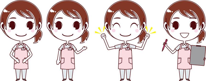 設施Staff_Female 01