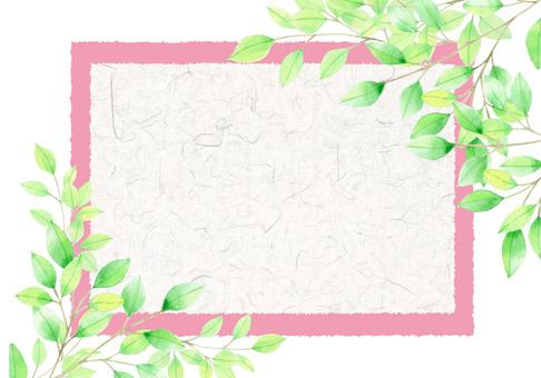 Fresh green card ★ 0072-F