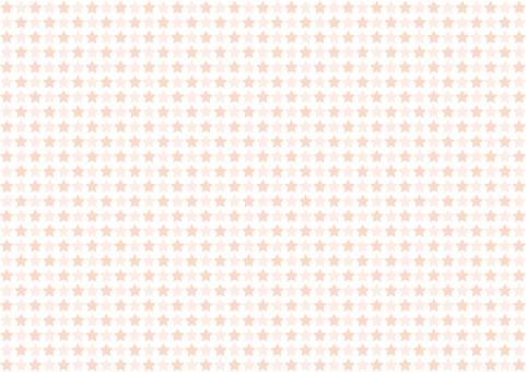 별 백그라운드 소 스타 ★ 오렌지