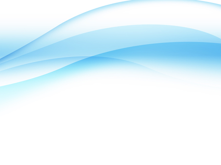 Blue curve gradation background