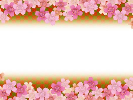 Frame - Sakura 02