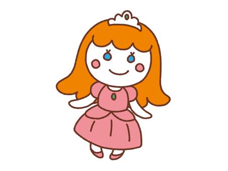 Princess plush