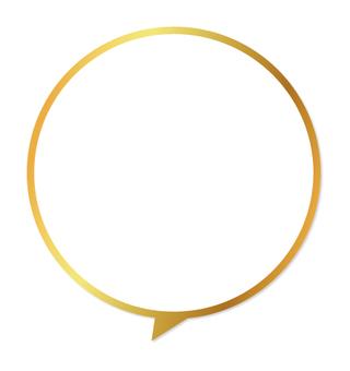 Frame Gold 02