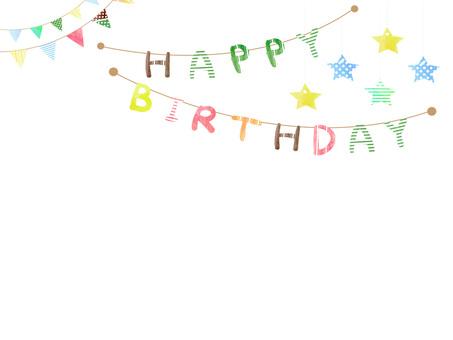 Birthday Frame ver 01