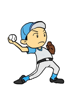 Baseball color