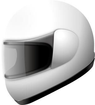 Helmet (white)