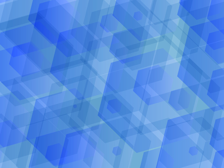 Hexagonal blue multiplication