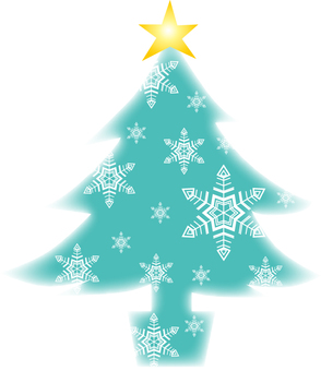 Aqua's Christmas tree