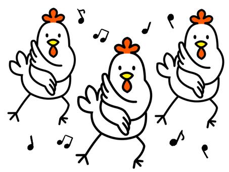Chicken dance version 3