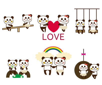 Panda ♡ Dating 2