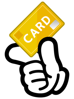 Extraordinary hand sign · Gold card