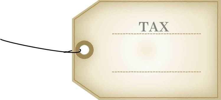 Tax label
