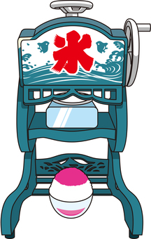 Oyster ice machine