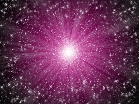 Glittering star 7