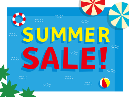 Character summer sale summer