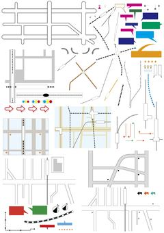 Map, map MAP material data