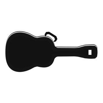 Guitar case 3