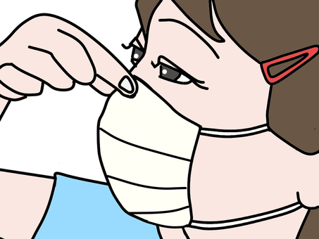 Correct masking method 2