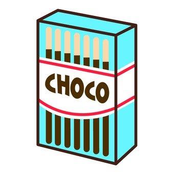 초콜릿 과자