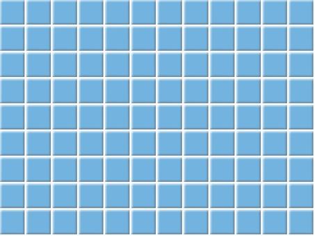 Tile (blue)