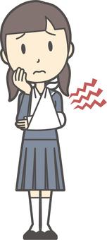 初中水手女人-196-全身