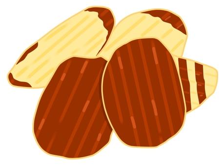 Potato Chocolate Chips