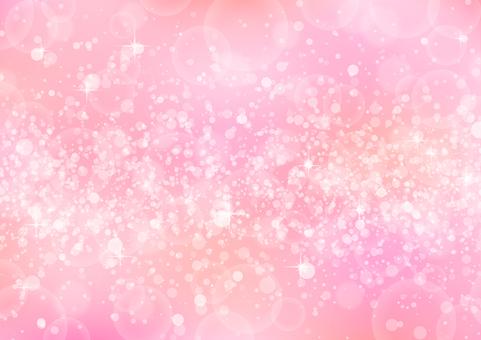 ピンクの光の背景()