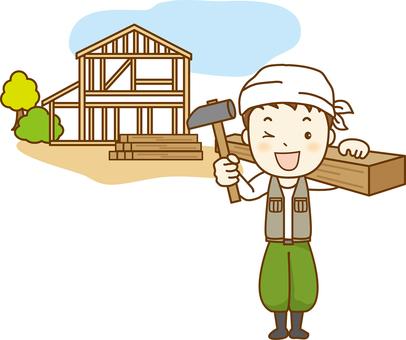 """Carpenter"" DIY 16"