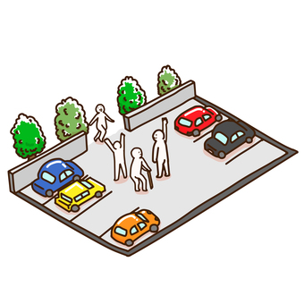 Parking lot aggregation