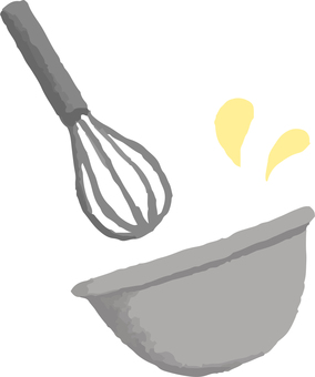 Ball and whisk