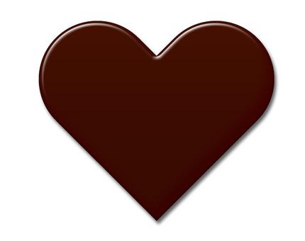 Heart chocolate 04