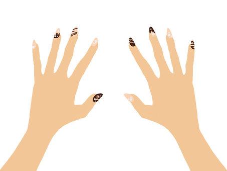 손의 손톱 7