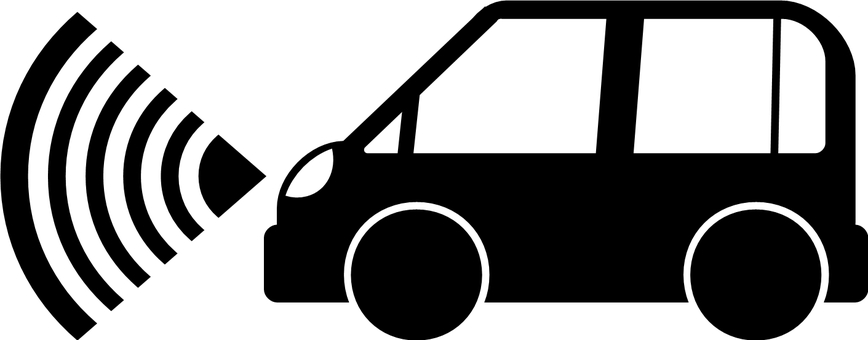 Automatic brake silhouette