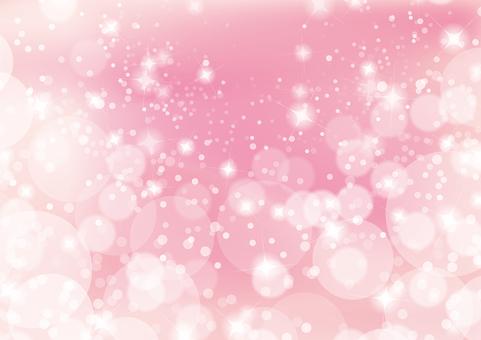 Sakura pink glow