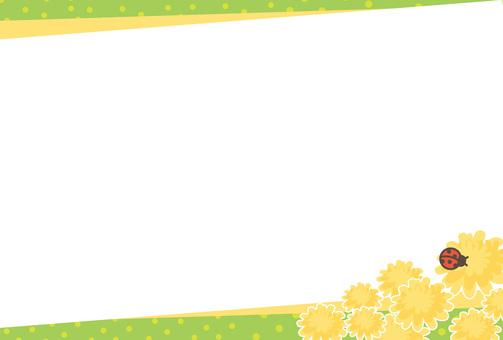 Card dandelion