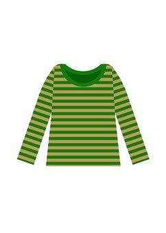 Long sleeve shirt (green)