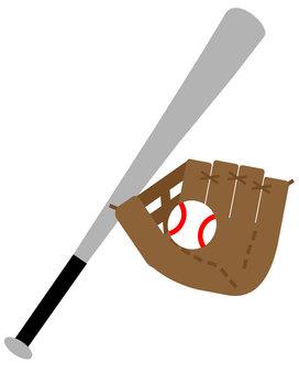 야구 용품 1