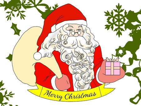 크리스마스 / 산타