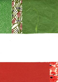 壁紙背景和柄イタリアン/クリスマス