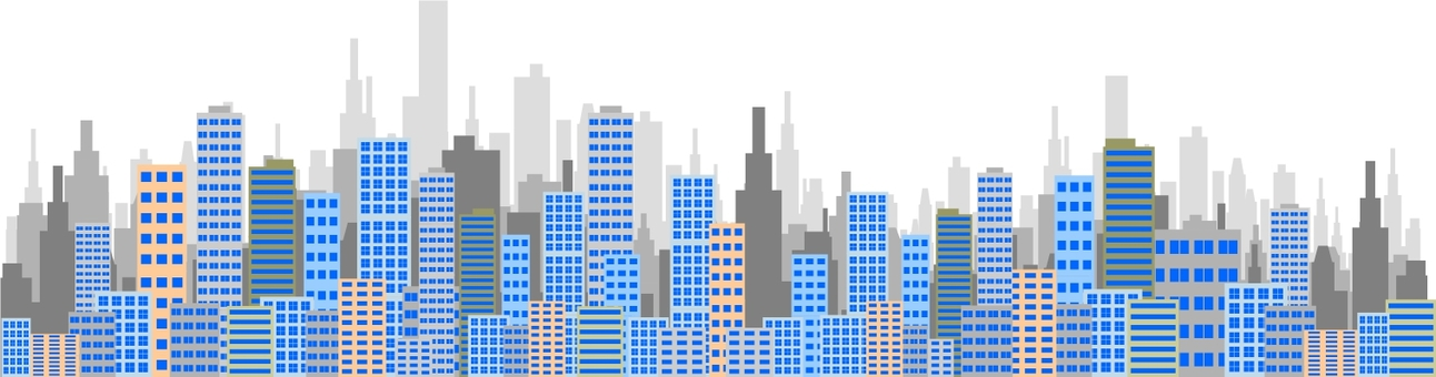Building / city skyline